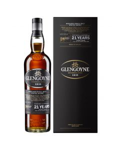Glengoyne, 21 Years Old, 43% 70 cl.
