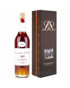 Laballe, Bas Armagnac 1987, 45,2% 50 cl.