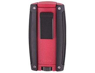 Turismo Matte Red Xikar lighter