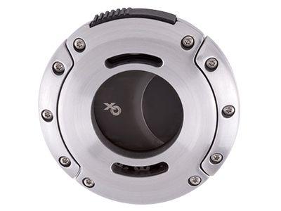 Xikar XO™ Cutter Brushed Silver