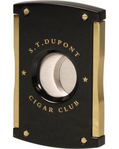 "Dupont Cigarcutter ""Cigar Club"" Black"