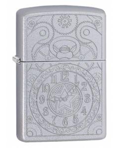 Zippo Clock Gadget