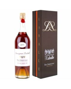 Laballe, Bas Armagnac 1977, 44,1% 50 cl.