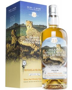 Silver Seal Highland Park 23 År Wildlife Collection Single Malt Whisky 51,5%