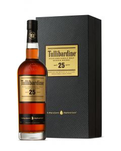 Tullibardine, 25 Y.O. 43% 70 cl.