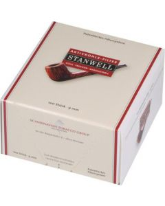 Stanwell Pibe Filter 100 stk 9mm