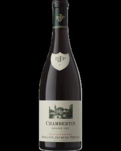 Jacques Prieur, Chambertin Grand Cru 2015, 75 cl.