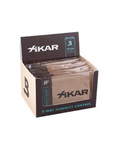 XIKAR 72% 2-Way Humidity Control Made by Boveda 60g